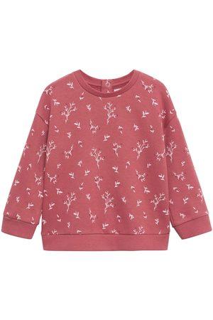 MANGO Jente Sweatshirts - Sweatshirt 'FLORAS