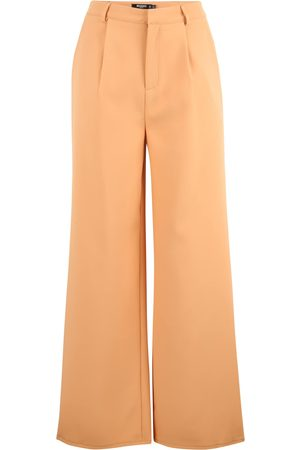 Missguided Petite Dame Bukser - Plissert bukse