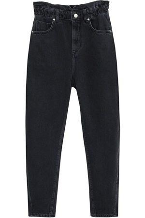 MANGO Dame Boyfriend - Jeans 'Slouchy