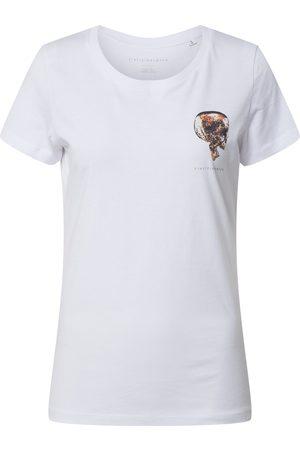 EINSTEIN & NEWTON Skjorte 'Goldskull Chest T-Shirt