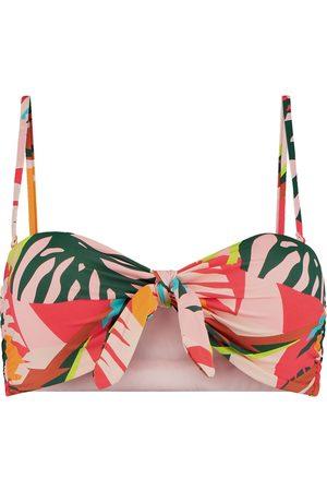 Shiwi Bikinitopp 'Frangipani kiki top