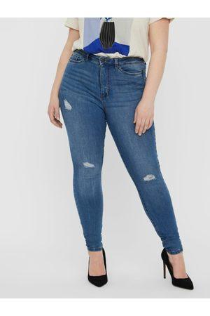 VERO MODA Dame Straight - Jeans