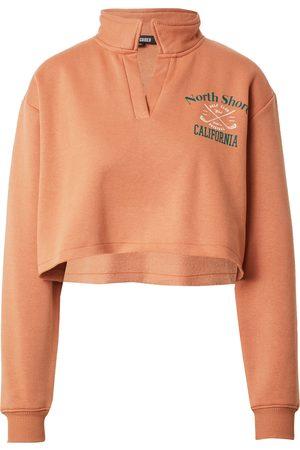 Missguided Sweatshirt 'NORTH