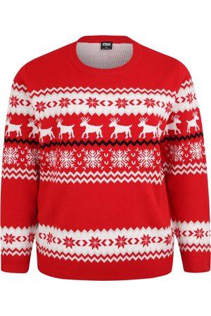 Urban Classics Curvy Genser 'Norwegian Christmas Sweater
