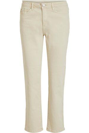 VILA Dame Straight - Jeans 'Sommer