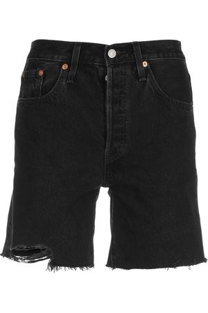 Levi's Dame Jeans - Jeans '501 Mid Thigh