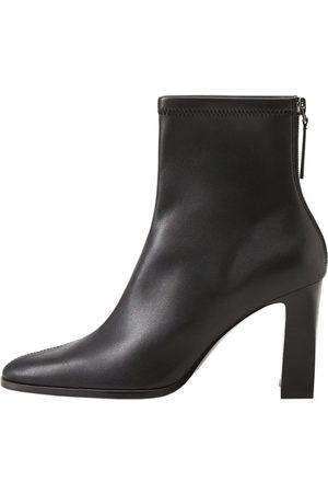 MANGO Dame Støvletter - Støvlett