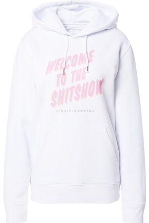 EINSTEIN & NEWTON Sweatshirt 'Shitshow Brun Hilde