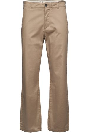 SELECTED Slhloose-Salford 220 Flex Pants Chinos Bukser Beige