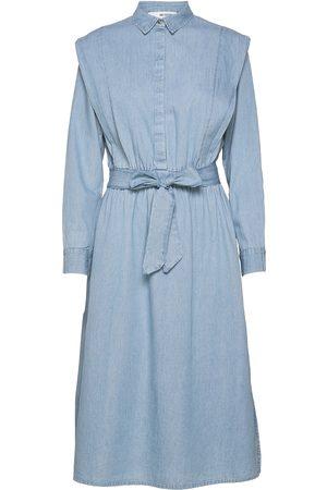 SELECTED Slftime Ls Dress U Dresses Shirt Dresses