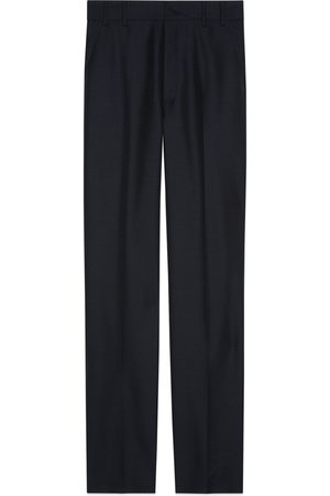 Gucci 2015 Re-Edition mohair wool pant