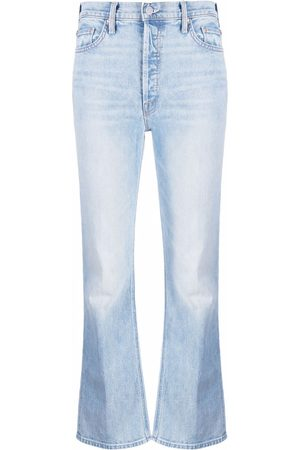Mother Dame Bootcut - High rise bootcut jeans