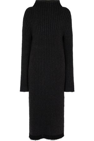 The Row Delilah ribbed-knit sweater dress