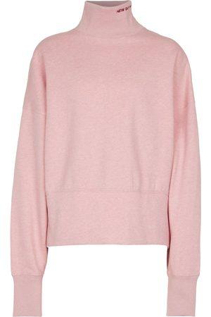 Dorothee Schumacher Casual Softness turtleneck cotton sweatshirt