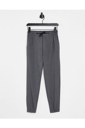 ASOS Tapered smart jogger in grey
