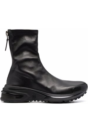 Givenchy Chunky-sole zip-fastening ankle boots