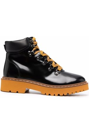 Hogan Lace-up hiking boots