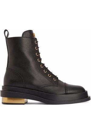 Giuseppe Zanotti Dame Støvler - Chelsey lace-up boots
