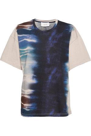 Munthe Roseville T-shirts & Tops Short-sleeved Blå