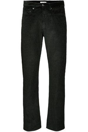 WoodWood Colt 8w Trousers Uformelle Bukser Hverdagsbukser Svart
