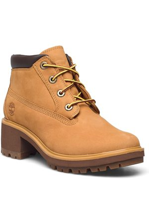 Timberland Kinsley Waterproof Nellie Shoes Boots Ankle Boots Ankle Boot - Flat Brun