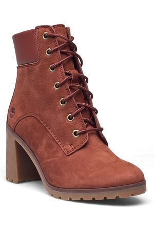 Timberland Allington 6in Lace Up Shoes Boots Ankle Boots Ankle Boot - Heel