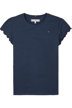 Tommy Hilfiger Essential Ruffle SS TEE