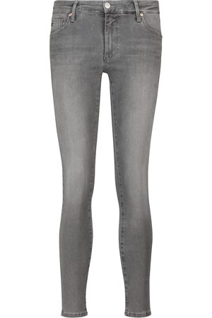 AG Jeans Dame Skinny - Mid-rise skinny jeans