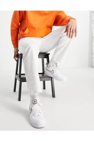 ASOS Herre Straight - Straight leg jeans in white