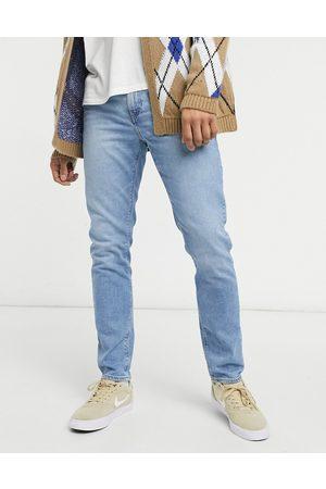 ASOS Herre Skinny - Stretch slim jeans in light wash blue