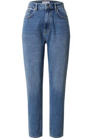 nu-in Jeans 'High Rise Straight Jeans