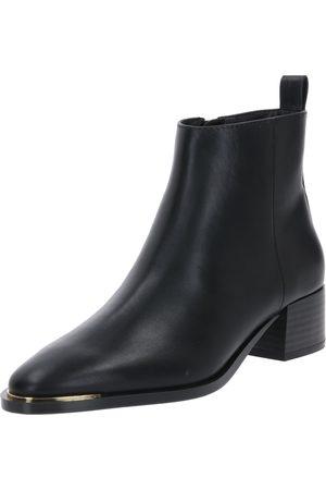 MANGO Dame Skoletter - Ankle Boots 'Minute