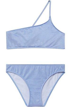 MANGO Bikini 'Lurexbk