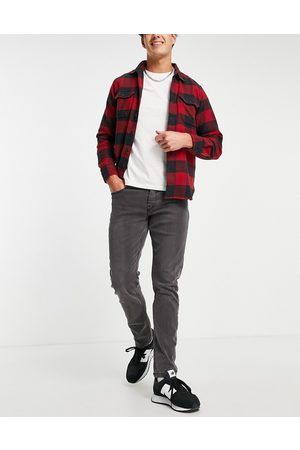 Only & Sons Herre Skinny - Slim fit jeans in grey