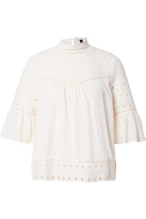 ONLY Dame Topper - Bluse ' ANGLAISE DNM TOP NOOS