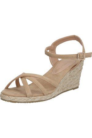 ABOUT YOU Dame Høyhælte sandaler - Stroppsandal 'Kaja