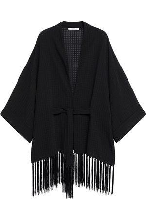 MANGO Dame Kimonoer - Kimono ' flecos