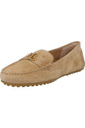 LAUREN RALPH LAUREN Dame Loafers - Slippers 'BARNSBURY