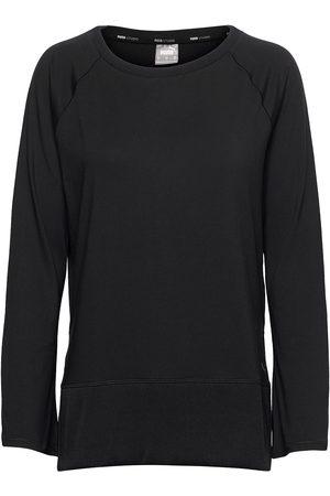 PUMA Dame Langermede - Studio Yogini Lt Bell Sleeve Pullover T-shirts & Tops Long-sleeved
