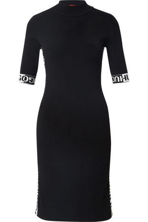 HUGO BOSS Dame Strikkede kjoler - Strikkekjole