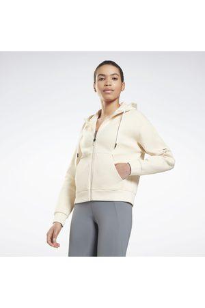 Reebok DreamBlend Cotton Full-Zip Hoodie