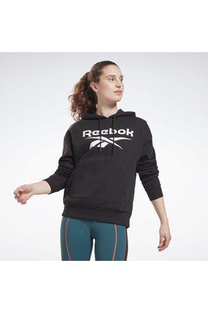 Reebok Identity Logo Fleece Pullover Hoodie