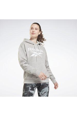 Reebok Dame Hettegensere - Identity Logo Fleece Pullover Hoodie