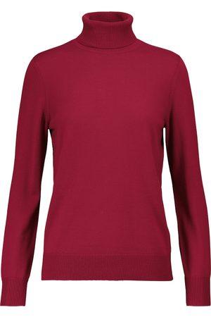 A.P.C. Dame Strikkegensere - Sandra wool jersey sweater