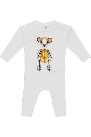 Burberry Baby printed stretch-cotton onesie