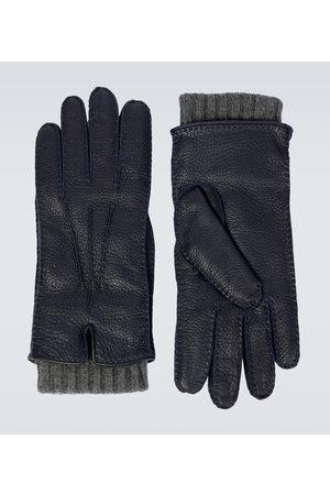 Loro Piana Herre Hansker - Stirling leather gloves
