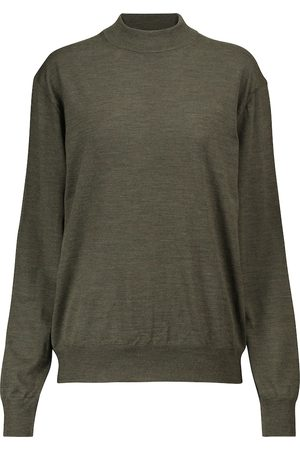 The Row Dru merino wool sweater