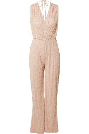 Frock and Frill Dame Jumpsuits - Jumpsuit