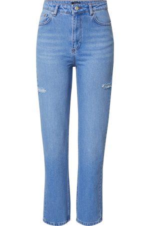 Trendyol Dame Straight - Jeans