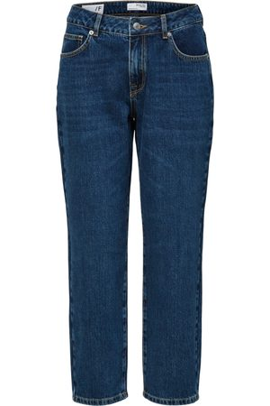 SELECTED Dame Straight - Jeans 'Lyda